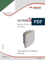 UltarLink FX80 Installation Ed1 En