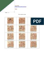 Codex Tonalamatl Aubin
