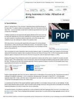 Business in India - The Economic Times