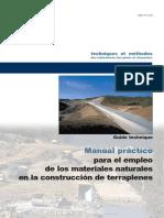 Manual Pratico-para El Empleo de Los Materiales Naturales en La Construccion de Terraplenes