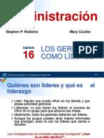 318079575-Robbins-adm10ed-cap16-Los-Gerentes-Como-Lideres.ppt