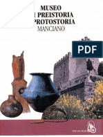 M. Cardosa, Museo di Preistoria e Protostoria di Manciano. Schede dei siti, Firenze 1994