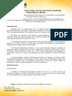 A FAMÍLIA FABACEAE LINDL. NO VALE DO PAJEÚ, ITAPETIM, PERNAMBUCO, BRASIL
