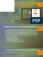 Correccion Factor de Potencia