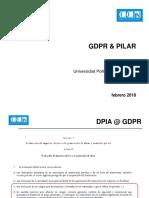 Presentación PILAR