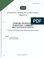 COBRTI INSTAL Zeszyt 9_Sieci kanalizacyjne.pdf