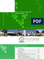 Placement Brochure 2007-08