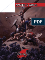 Dragon Age - Set 2 - Game Master's Guide