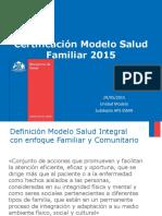Certificacion MSF 2015CIRA