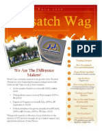 Wasatch Wag Fall 2010