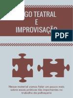 Jogo Teatral e Improvisão