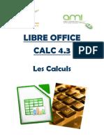 Les Calculs Avec Libre Office Calc