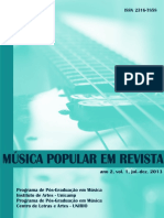 Música Popular em revista