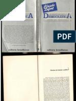 A Invenção Democrática ( Claude Lefort).pdf