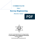 TSLC Survey Engineering Post SLC Revised Final 20151