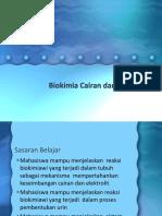 Biokimia Keseimbangan Cairan Dan Elektrolit (1)