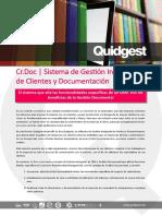 Brochura CrDoc ES