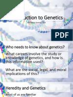mendelian genetics - upload part 1