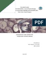 ENFOQUES 2DA Y 3ERA GENERACIÓN -Terapia Gestalt -Activación Conductual -rubenrammstein