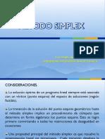 4. Simplex