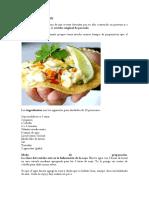 proyecto de Ceviche de Soya