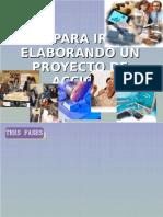 Elaborar Un Proyecto Edusalud-2010