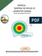 9 F3-8-1MODUL MTK SD KLS 4 SMT 1 KURIKULUM 2006.doc