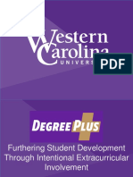 DegreePlus & CCPD Info