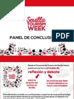 Conclusiones SevillaTourism Week 2016