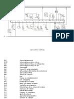 Daewoo Matiz F8CV 0.8i 38kw Motor-esquema Motor-Siemens Fenix 5.Hy