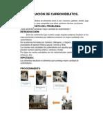 Identificación de Carbohidratos
