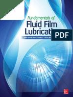 Fundamentals of Fluid Film Lubrication