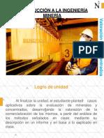 b.- Beneficio Metalúrgico