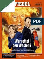 Der Spiegel Magazin No 17 Vom 21. April 2018