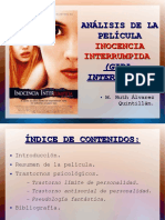Inocencia Interrumpida Presentacic3b3n