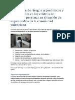 Prevención de Riesgos Ergonómicos y Psicosociales