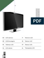 Manuale TV-37pfl9603d 10 Dfu Ita