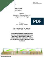 Estudio de Planos Proyecto Huayucachi