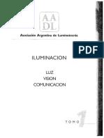 38555048 ILUMINACION TOMO 1 Asociacion Argentina de Luminotecnia