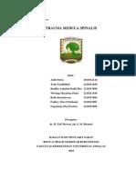 Trauma Medula Spinalis Bukittinggi