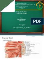 Tonsilitis Difteri