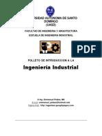 92166885 Manual Introduccion a La Ingenieria Industrial