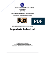 92166885 Manual Introduccion a La Ingenieria Industrial
