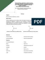 Práctica 7 Aldehidos y Cetonas