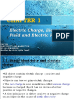 Ch1 Electric Force and Field