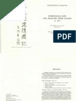 Enseñanzas Zen del maestro Eihei Dogen.pdf