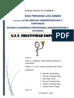 Monografia_creatividad Semmana Completa