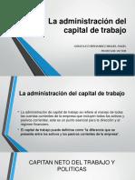 La Administración Del Capital de Trabajo.pptxangel