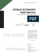 Programa VII WorldEconomy 2018
