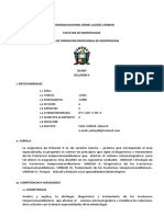 SILABO Oclusion II
